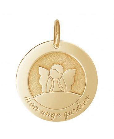 Je t'Ador : médaille Ange Gardien
