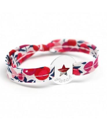 Petits trésors : bracelet liberty étoile