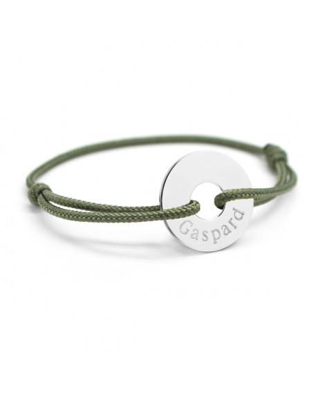 Petits Trésors : bracelet Petite Chérie argent