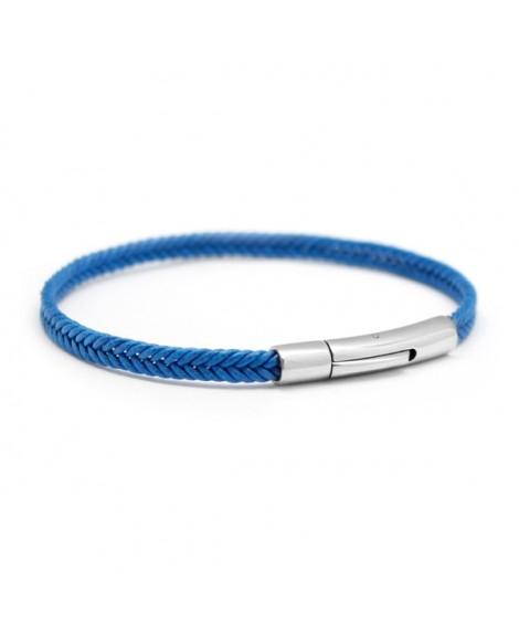 Bracelet tressé homme - Petits Trésors
