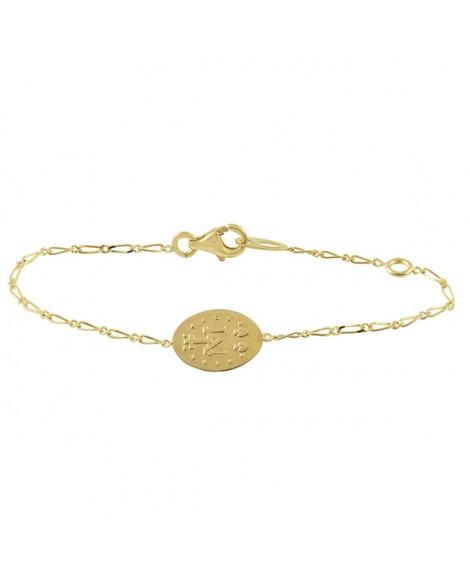 Bracelet médaille miraculeuse enfant - AUGIS