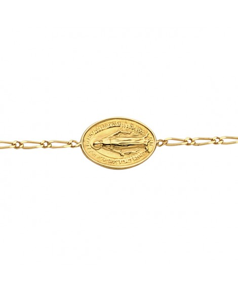 Bracelet vierge miraculeuse - AUGIS