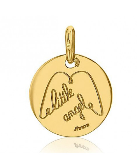 Médaille Little Angel or jaune - AUGIS
