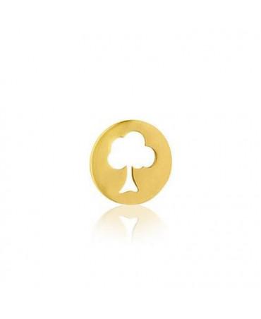 Pendentif arbre de vie or jaune - AUGIS