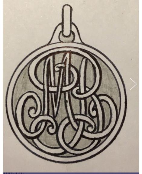 Médaille Muriel