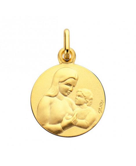 Médaille Vierge à l'enfant - AUGIS