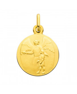 Médaille Ange Gardien Jeune Fille - Augis