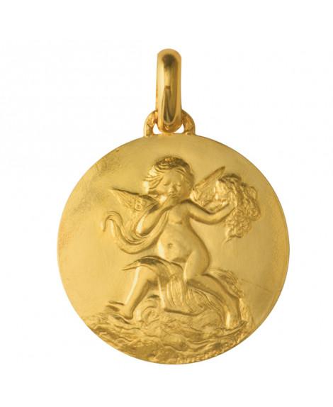 Médaille Angelot or jaune - Monnaie de Paris
