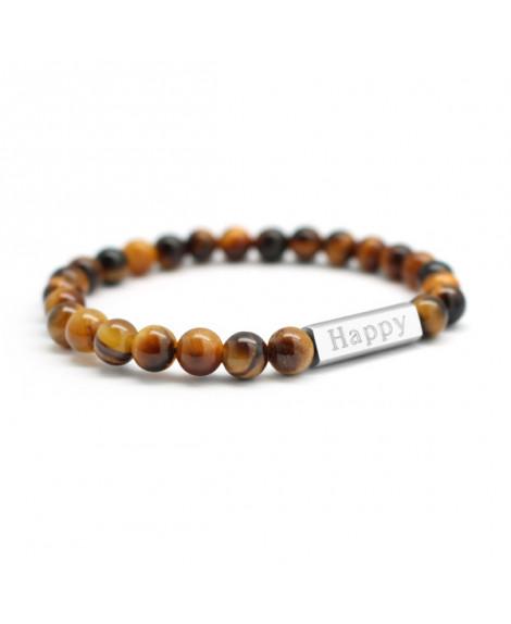 Bracelet pierre naturelle femme - Petits Trésors