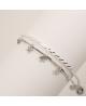 Bracelet cuir étoile Rayonnant - Flowers For Zoé