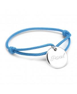 Petits Trésors : bracelet Kids médaille argent