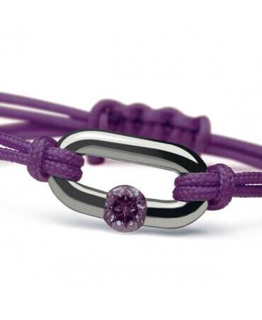 Mikado : bracelet Newborn (argent)