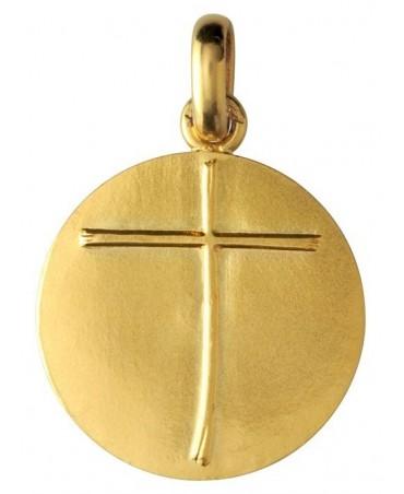 Monnaie de Paris : médaille Lumière d'en Haut (or jaune)
