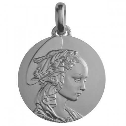 Monnaie de Paris : médaille Madone de Filippo Lippi (argent)