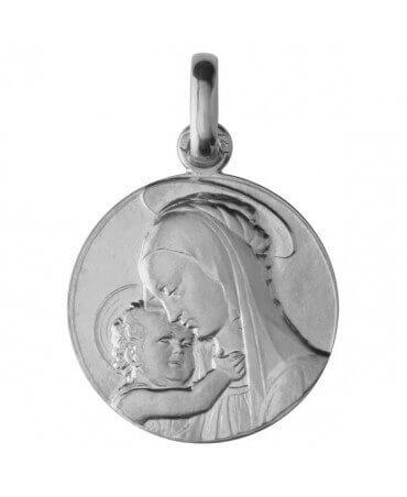 Monnaie de Paris : médaille Vierge de Botticelli (argent)