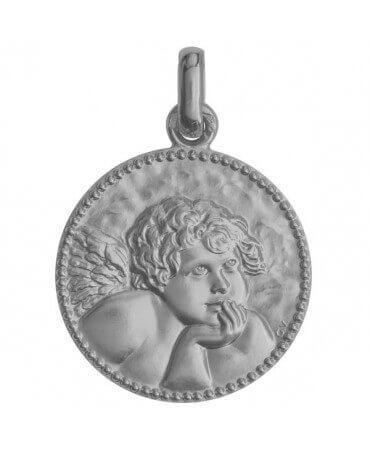 Monnaie de Paris : médaille Ange de Raphaël (argent)
