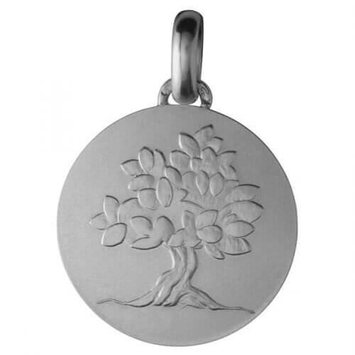"""Monnaie de Paris : médaille """"je grandirai comme un arbre"""" (argent)"""