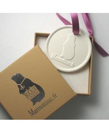 Diffuseur de parfum Marmottine