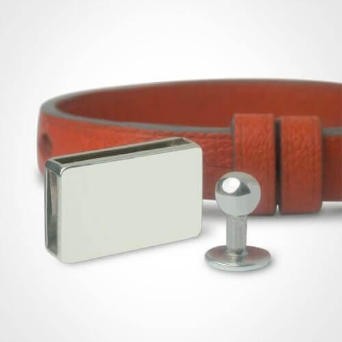 Mikado: bracelet cuir de rechange (Hip Hop)