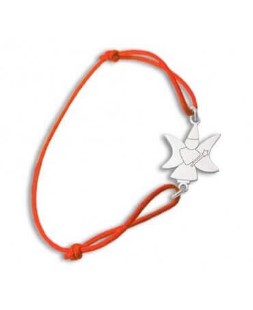 Daddo : bracelet fée lune (argent)