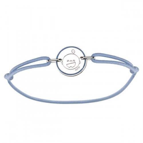 bracelet naissance garcon. Black Bedroom Furniture Sets. Home Design Ideas