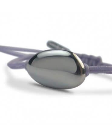 Mikado : bracelet Dragée (argent)