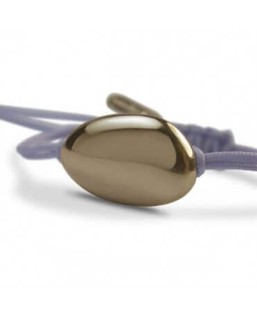 Mikado : bracelet Dragée (or jaune)