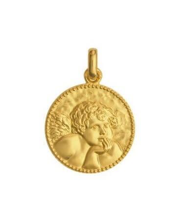 Monnaie de Paris : médaille Ange de Raphaël (or jaune)