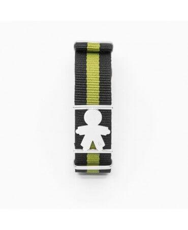 Loupidou : bracelet homme Baroudeur (Personnage)