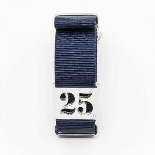 Loupidou : bracelet homme Baroudeur (Lucky Number)
