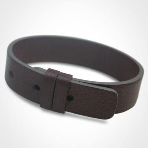 Mikado : bracelet cuir rechange (large)