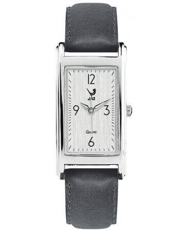 JAZ : montre Simplistic (bracelet gris)