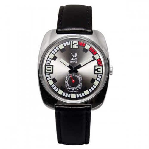JAZ : montre Phenix noire