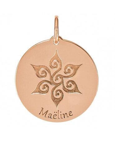 Je t'Ador : médaille Maëline
