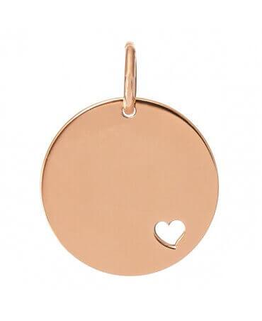 Je t'Ador : médaille Petit Cœur