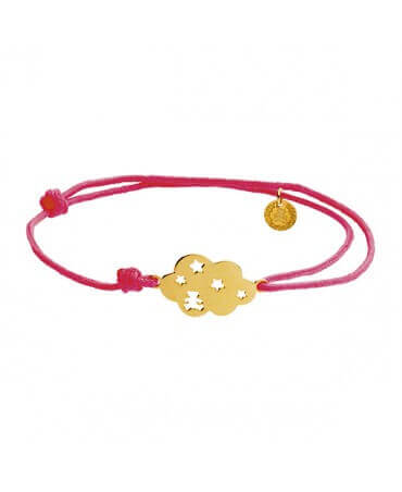 Bracelet enfant nuage Lulu Castagnette