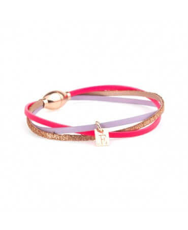 Flowers For Zoé : bracelet tresse enfant Camille