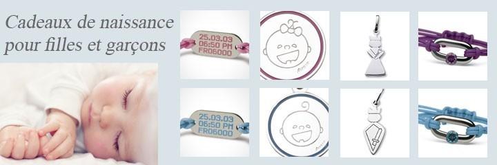 bijou de naissance bracelet identit cadeau de naissance pour maman bijoux personnalis s. Black Bedroom Furniture Sets. Home Design Ideas