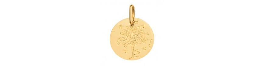 Médaille arbre