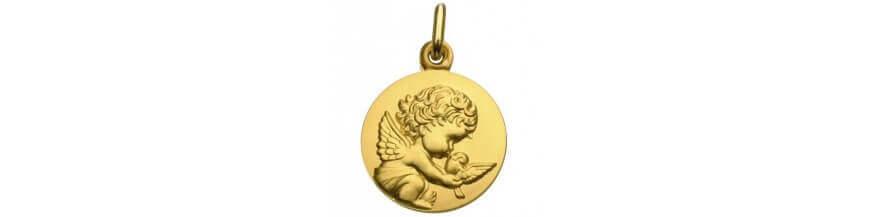 Médailles baptême